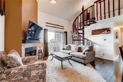 Arvada CO Condo/Townhouse Active: $255,000