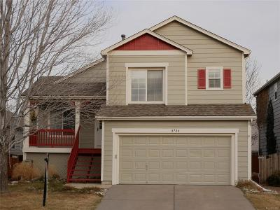 Douglas County Single Family Home Active: 8784 Rosebud Place