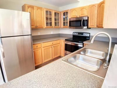 Castle Rock Condo/Townhouse Active: 695 Canyon Drive