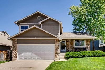 Littleton Single Family Home Under Contract: 6252 South Owens Court