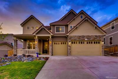 The Meadows Single Family Home Active: 3315 Dawn Glow Way