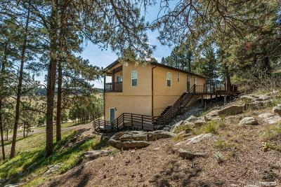 Elbert County Single Family Home Under Contract: 5061 West Kiowa Creek Road