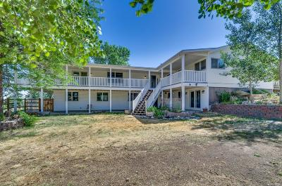 Elizabeth Single Family Home Under Contract: 5850 Canyon Trail