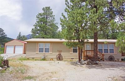 Salida Single Family Home Under Contract: 9080 County Road 240