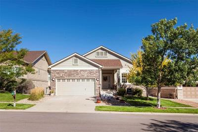 Aurora, Denver Single Family Home Active: 8134 South Algonquian Circle