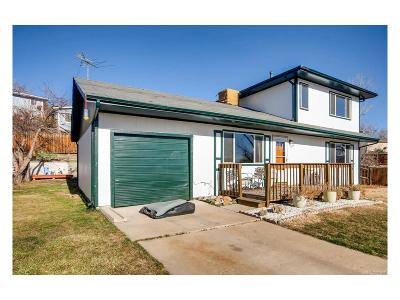 Aurora, Denver Single Family Home Under Contract: 8270 Jolene Way