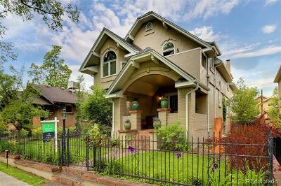 Denver Single Family Home Active: 685 South Williams Street
