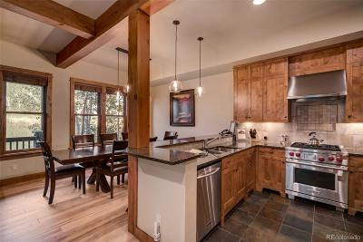Steamboat Springs CO Condo/Townhouse Active: $1,675,000
