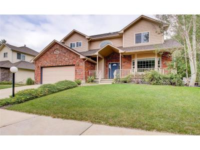 Niwot Single Family Home Active: 7069 Johnson Circle