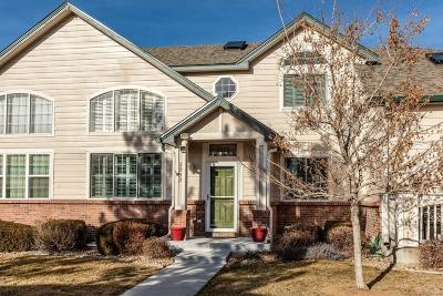 Aurora Condo/Townhouse Active: 2953 South Yampa Way