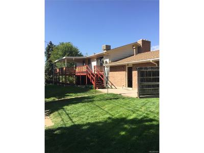 Lakewood CO Single Family Home Active: $398,500