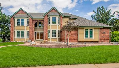 Littleton Single Family Home Under Contract: 50 Deerwood Drive