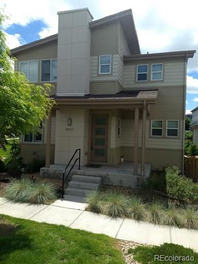 Highlands Ranch Single Family Home Active: 9777 Dunning Circle