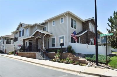 Highlands Ranch Condo/Townhouse Under Contract: 188 Whitehaven Circle