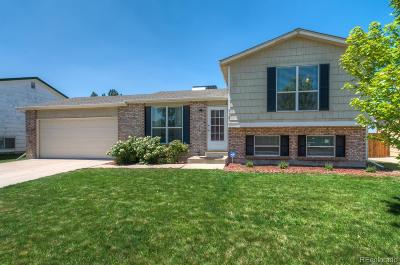 Aurora Single Family Home Active: 1127 South Norfolk Street