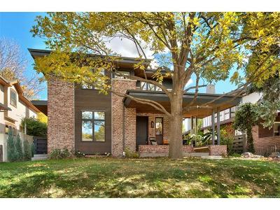 Single Family Home Sold: 1374 South Lafayette Street
