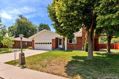 Longmont Single Family Home Active: 2127 Wright Court