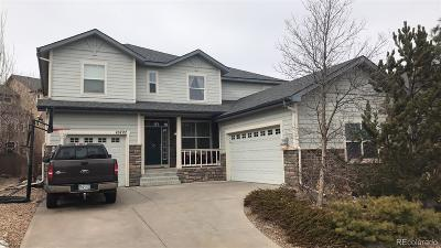 Highlands Ranch Single Family Home Under Contract: 10727 Addison Court