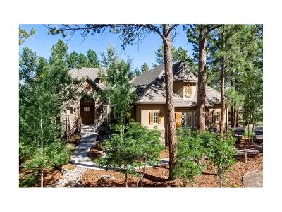Larkspur CO Single Family Home Under Contract: $1,150,000