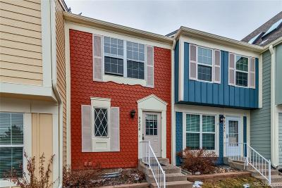Littleton Condo/Townhouse Under Contract: 9238 West Ontario Drive