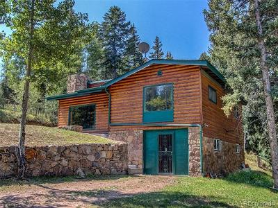 Conifer, Evergreen Single Family Home Active: 28233 Meadow Trail