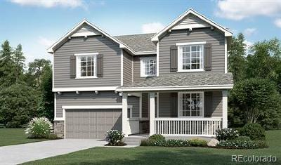 Longmont Single Family Home Active: 264 Western Sky Circle