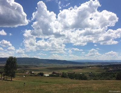 Steamboat Springs Residential Lots & Land Active: 29660 Elk View Drive