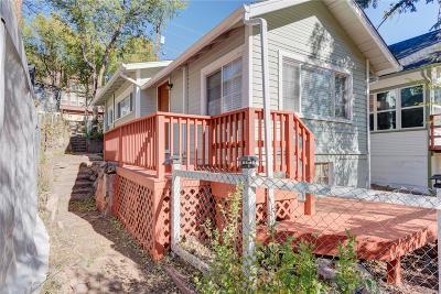 Manitou Springs Single Family Home Active: 371 Pilot Knob Avenue