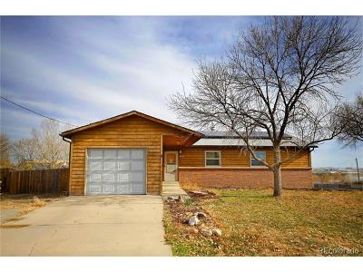 Denver Single Family Home Under Contract: 6840 Mariposa Street