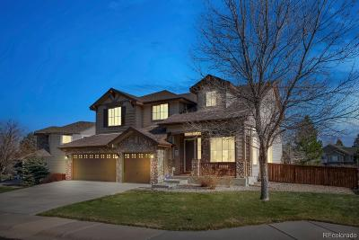 Littleton Single Family Home Under Contract: 9758 South Johnson Way