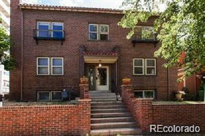 Denver Condo/Townhouse Active: 1010 North Downing Street #5