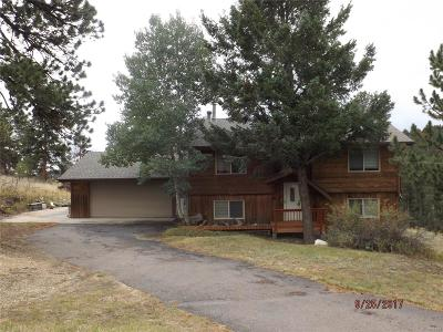 Bailey Single Family Home Active: 550 Conifer Drive