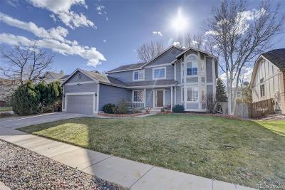 Longmont Single Family Home Under Contract: 1422 Wildrose Drive