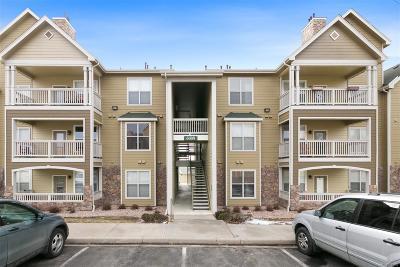 Castle Rock Condo/Townhouse Under Contract: 6009 Castlegate Drive #C37