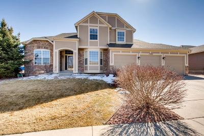 Arvada Single Family Home Under Contract: 17262 West 62nd Court