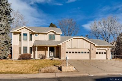 Arvada Single Family Home Active: 9683 West 69th Place