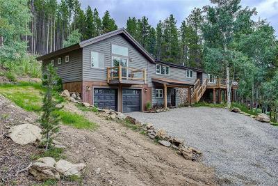 Evergreen Single Family Home Active: 7765 Matterhorn Road
