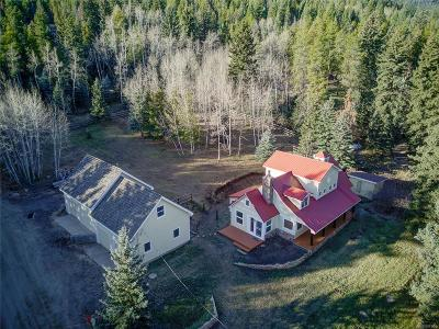 Conifer Single Family Home Under Contract: 10405 Shadow Brook Drive