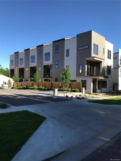 City Park, City Park North, City Park South, City Park West Condo/Townhouse Active: 2131 North Marion Street #2