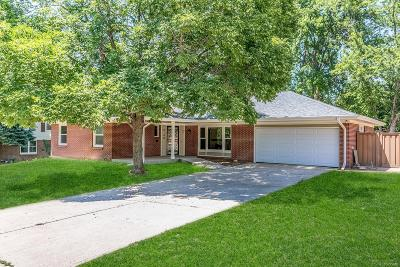 Greenwood Village CO Single Family Home Active: $525,000