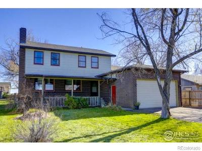 Fort Lupton Single Family Home Active: 754 South Denver Avenue