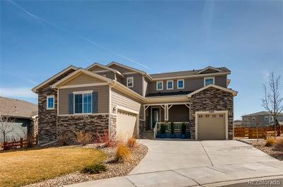 Broomfield Single Family Home Active: 14980 Blue Jay Court