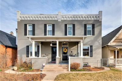 Denver Condo/Townhouse Under Contract: 1760 South Logan Street