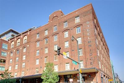 Denver Condo/Townhouse Active: 1449 Wynkoop Street #303