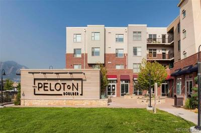 Boulder County Condo/Townhouse Active: 3601 Arapahoe Avenue #221