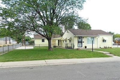Denver Single Family Home Active: 485 North Wolff Street