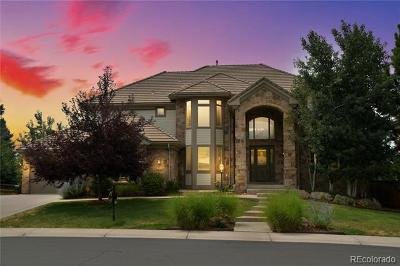 Lone Tree Rental Active: 9525 South Shadow Hill Circle