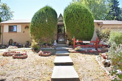 Aurora Single Family Home Under Contract: 12306 East Dakota Avenue