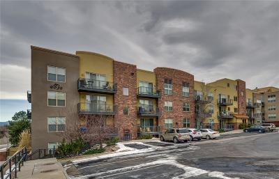 Centennial Condo/Townhouse Under Contract: 9039 East Panorama Circle #C-209