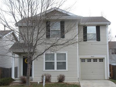 Longmont Single Family Home Active: 10662 Butte Drive